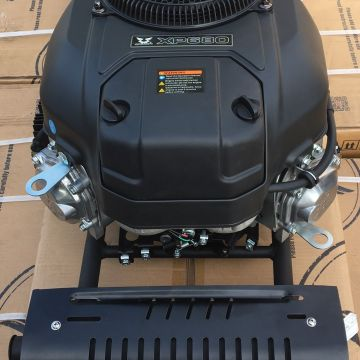 Motor ZONGSHEN TWIN XP680 cu ax vertical 22CP