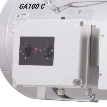 Generator de aer cald BIEMMEDUE GA 100 C