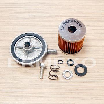 Kit filtru motorina LOMBARDINI 9LD 625/ KD625-2, 9LD 561, 9LD 626, 12LD 475, 8LD 600, 8LD 665, 3LD 450, 3LD 511, 4LD 640, 4LD 705, 4LD 820, 7LD 600, 7LD 665, 7LD 740, 8LD 740, 10LD 400, 12LD 435 - 37300150-S