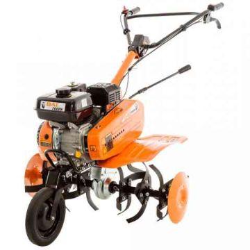 Motosapa RURIS - DAC 7000B cu motor BRIGGS&STRATTON 7 CP (include roti cauciuc 4.00x8 si plug ingropat - rarita) - ER-DAC 7000B