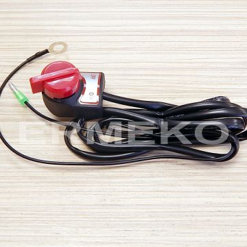Ansamblu motor stop motocultor LONCIN LC1200 - 271660086-0001