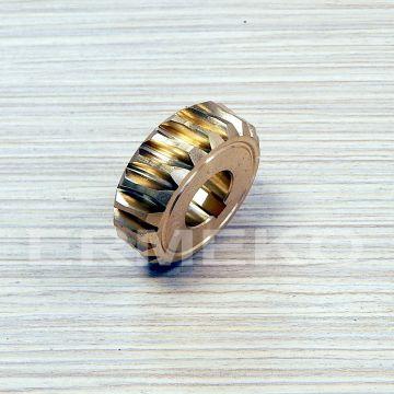 Pinion din bronz (roata melcata) freza de zapada MTD - 717-04861, 717-0528A - 717-0528A