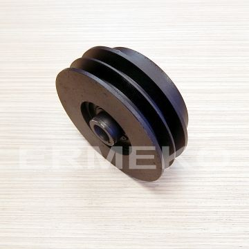 Fulie cu ambreiaj centrifugal Ø 128mm (exterior) - Ø 19mm (interior) - ER32-99004