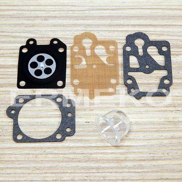 Set membrane cu primer pentru motocoase cu carburator WALBRO - 43-KB-WYC KCH-1