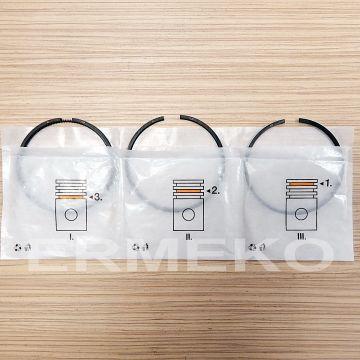 Set segmenti STD LOMBARDINI 6LD400,  6LD400/C, 6LD400/C,6LD435, 6LD435/V, 6LD435/B1, LMO10