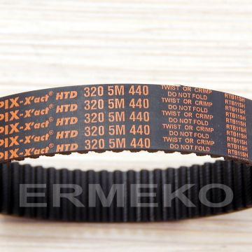 Curea de transmisie HTD320-5M/19mm
