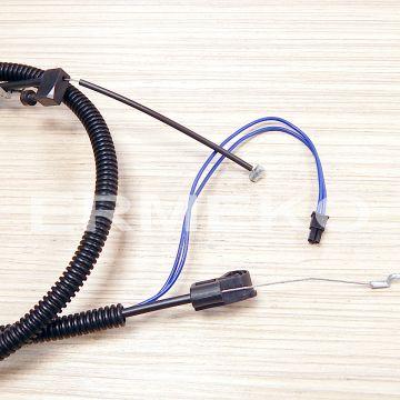 Ansamblu cablu acceleratie motocoase Husqvarna 125R, 128R, 124R