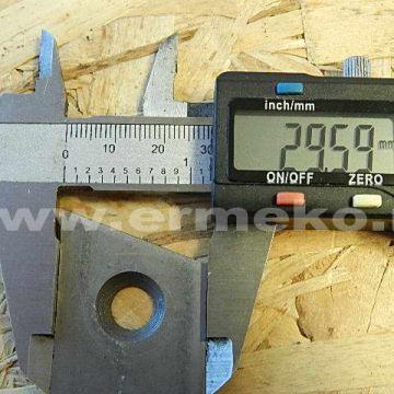 Cutit tocator crengi AL-KO H1600, AL-KOTVS2200, AL-KO BV2200, H2200 TCS, TCS3200, TCS2500 DUOTEC - ER1301068