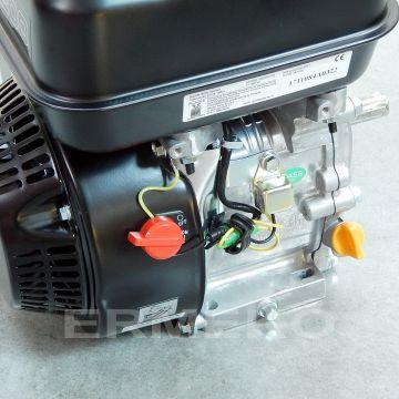 MOTOR ZONGSHEN GB200 196cc 6,5CP / Ø 19mm