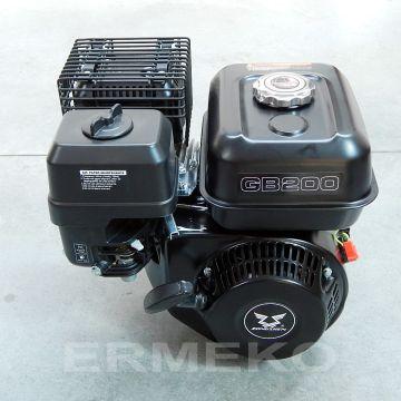MOTOR ZONGSHEN GB200 196cc 6,5CP / Ø 20mm - ER01-99017