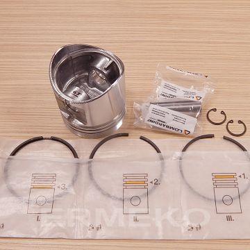 Piston complet STD LOMBARDINI LDA450, 3LD450